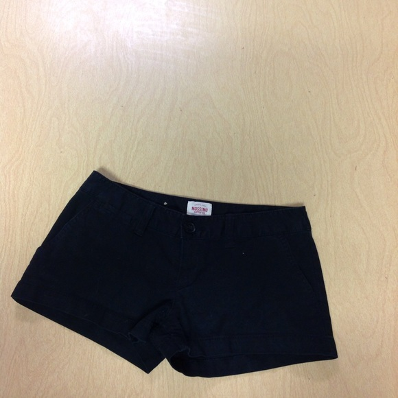 Mossimo Supply Co Pants - Black shorts Mossimo brand